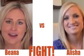 MoBach Throwdown #6 – Beana vs. Alisha