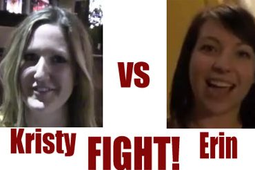 MoBach Throwdown #7 – Kristy vs. Erin
