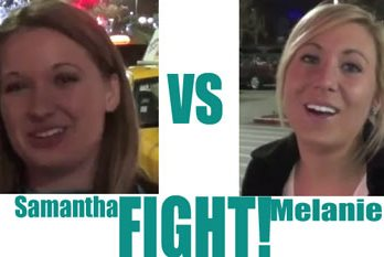 MoBach Throwdown #11 – Sam(antha) vs. Melanie