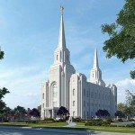 Brigham City Utah Mormon Temple