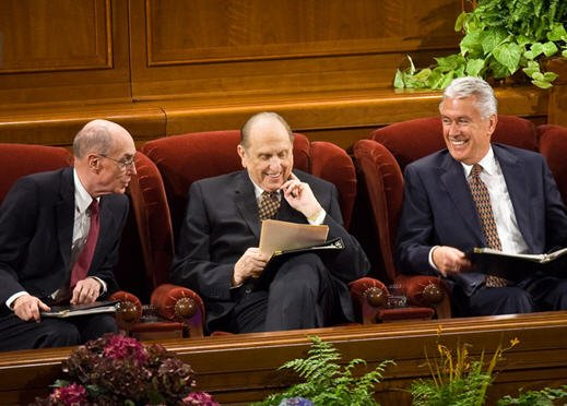 Episode #140 – Happy 18th. Enjoy Your Mission. (Musings from General Conference)