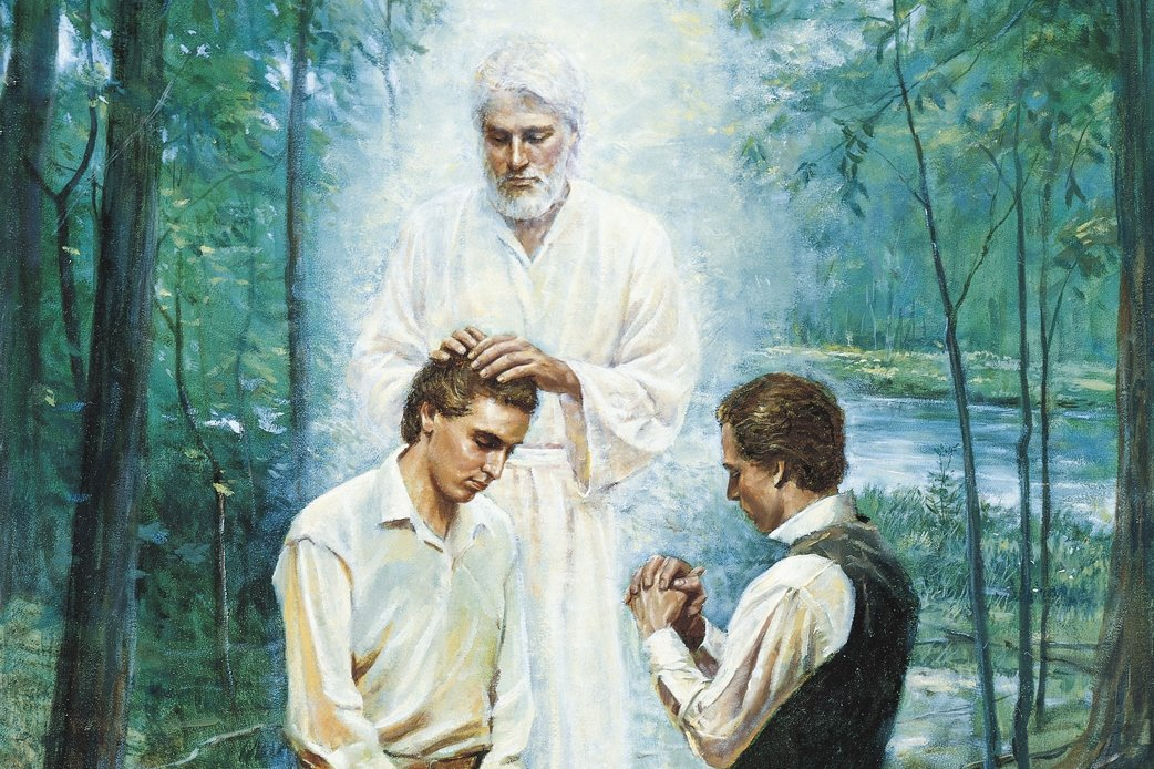 "Lesson 08 – ""The Restoration of the Priesthood"" – Mormon Church History and Doctrine & Covenants"