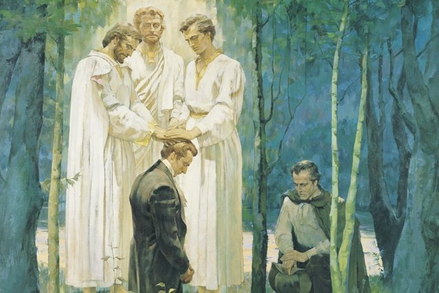 """Lesson 25: Priesthood: """"The Power of Godliness"""" – Doctrine & Covenants and Church History"""