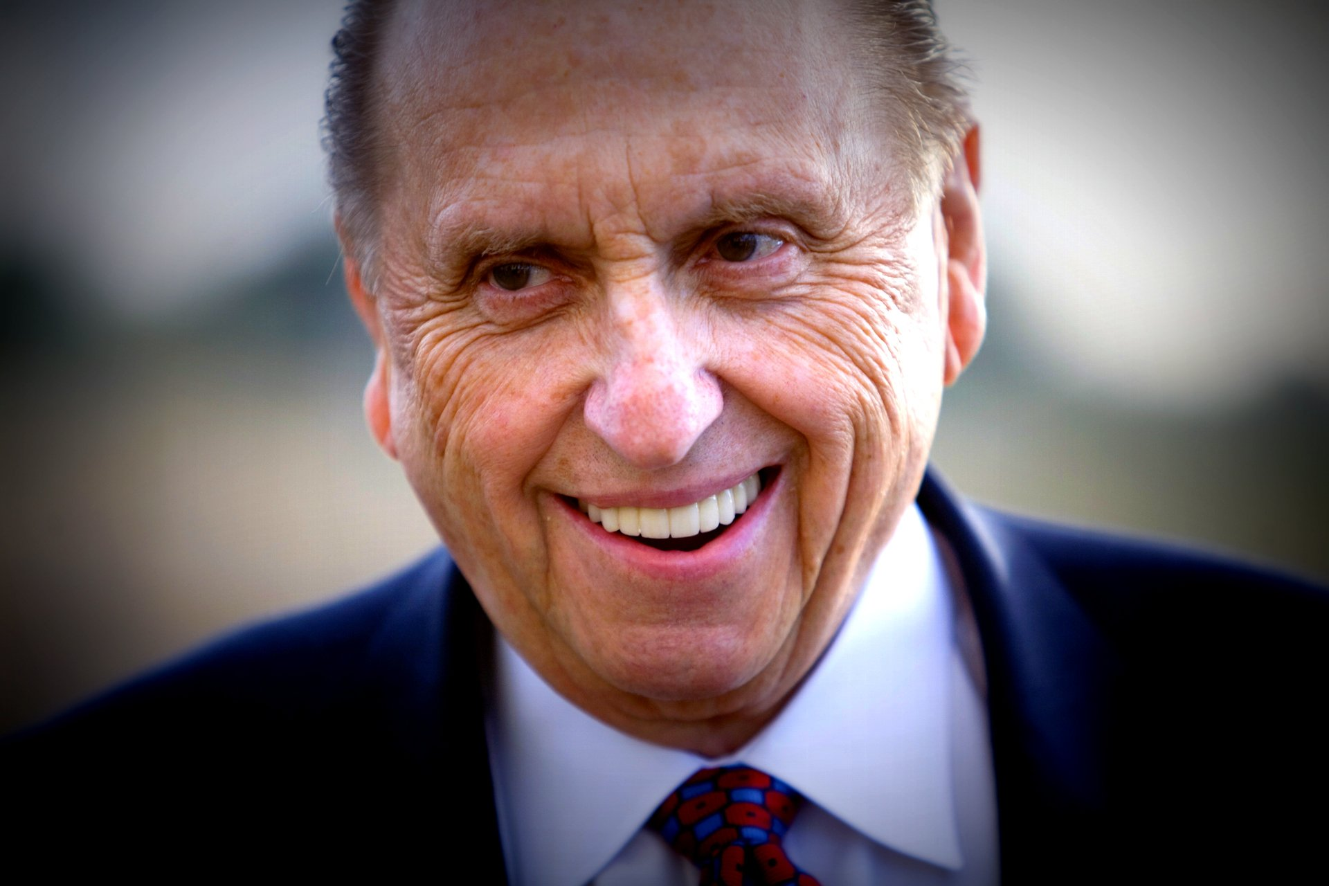 LDS Church President Thomas S. Monson Dies