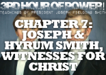 President Smith loved Joseph and Hyrum Smith. He revered them second only to Christ. Why? What was this great work? Danny Rasmussen of Normons.com joins us.
