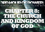 How was the gospel restored to the earth? Who leads the Lord's Church today? What is the real purpose of the Church? How will the kingdom of God flourish?