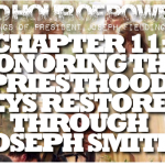 Chapter 11: Honoring the Priesthood Keys Restored through Joseph Smith – Joseph Fielding Smith