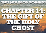 The gift of the Holy Ghost enables us to discern truth from error. Why is this gift so important? How does the Holy Ghost testify of all things?