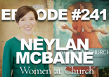 Author, blogger, and all-around great gal Neylan McBaine joins us for a massive show where we talk about women's issues in the Church, plus plenty of news.