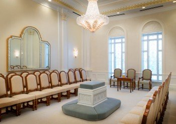 Sources say a major shift in Mormon temple wedding policy will come in effect in the near future. Civil ceremonies will not be tied into temple sealings.