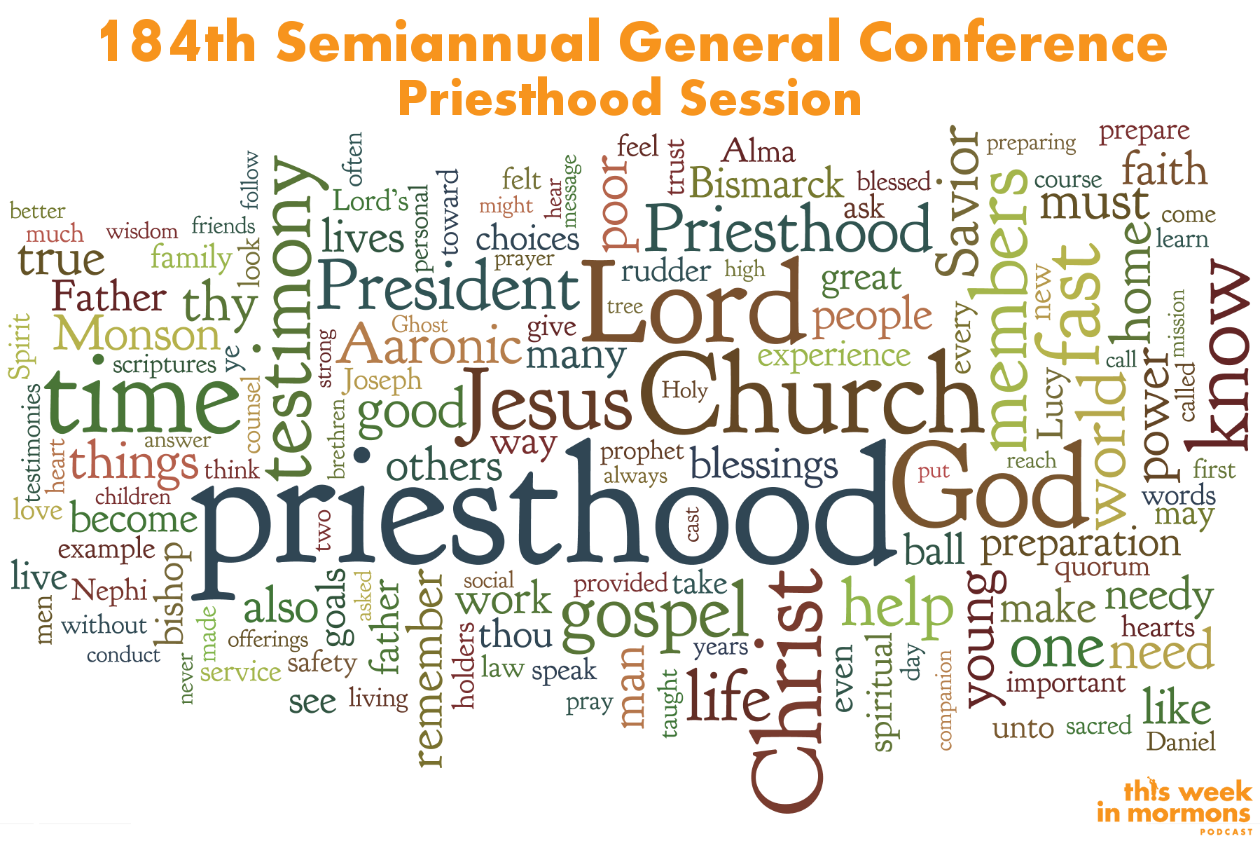 Priesthood SessionLDSCONF2014