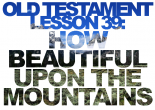 Isaiah 50-53; Mosiah 14-15 – Let's talk about the prophecies regarding Christ's atonement. We could do a whole lesson on just Isaiah 53. But there's more!