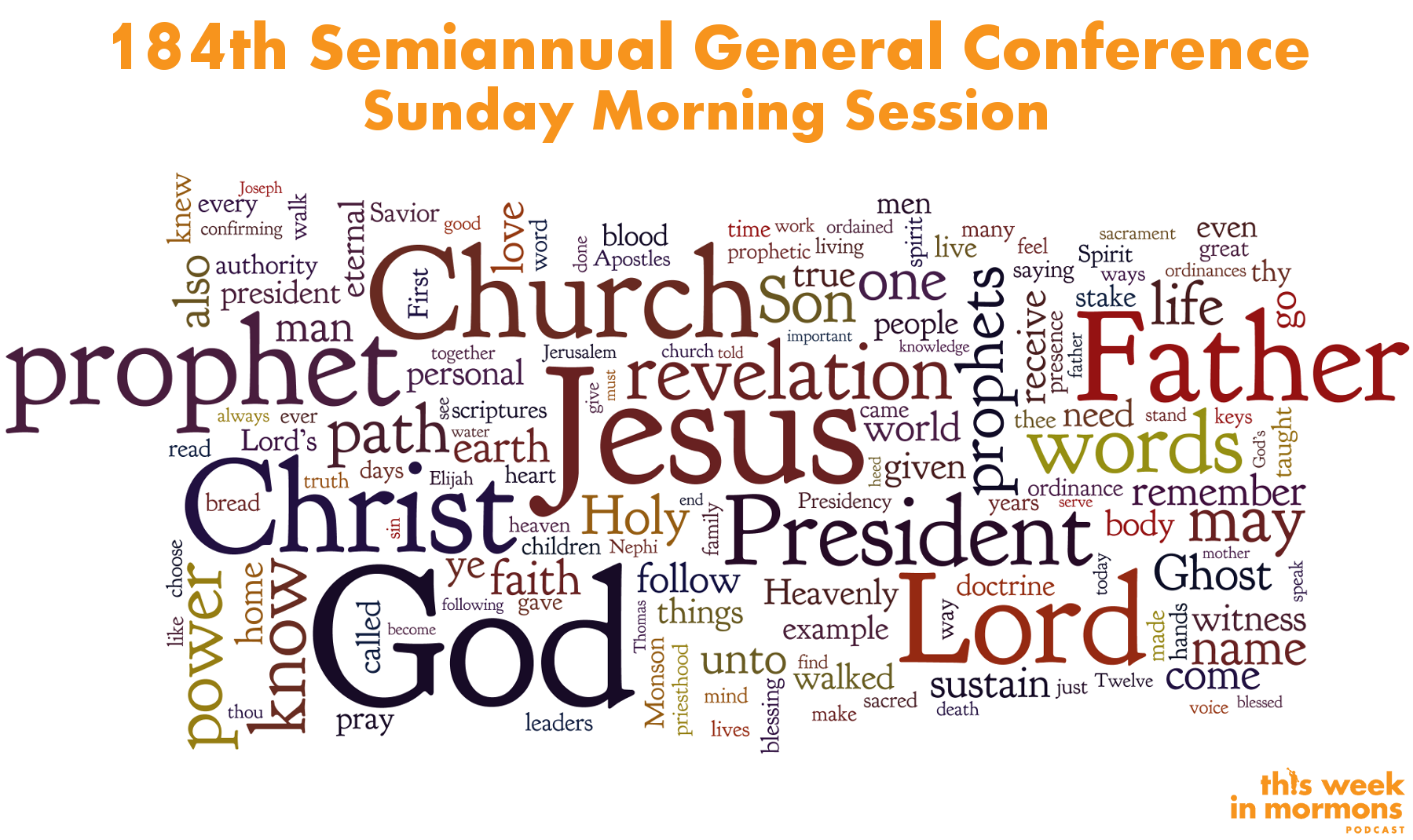 Sunday Morning SessionLDSCONF2014