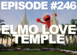 The Church puts out a transparent video about temple garments; rumors circulate about changes to temple weddings; LDS demographics cause drama! Sort of.