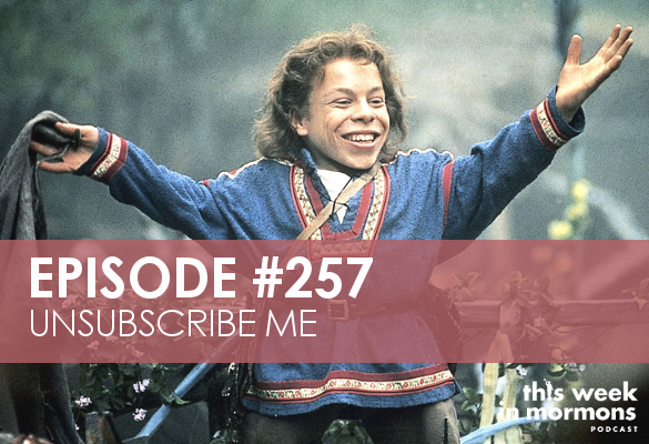 Episode #257 – Unsubscribe Me