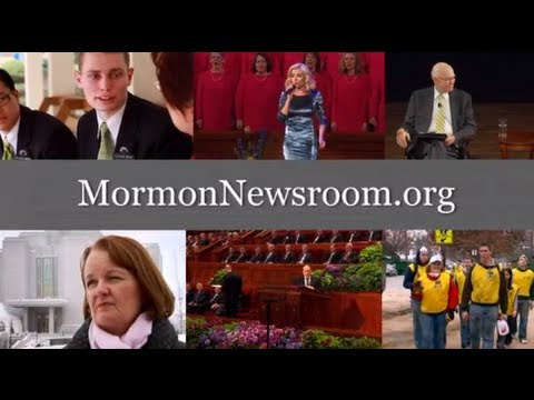 Mormon Newsroom Announces Mysterious Press Conference