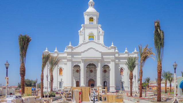 Tijuana-Mexico-LDS-TEmple