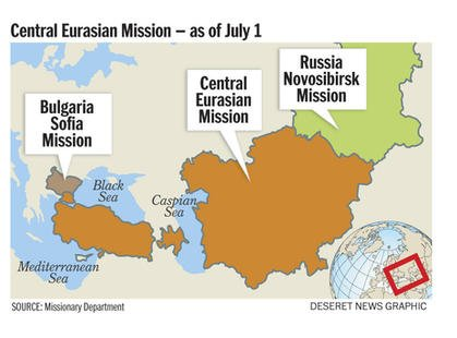 Get Ready, Kyrgyzstan! New Central Eurasian LDS Mission Slated to Open in July