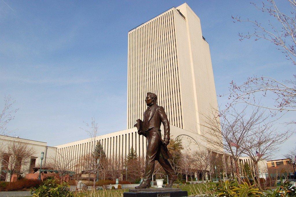 Mormon Church Office Building
