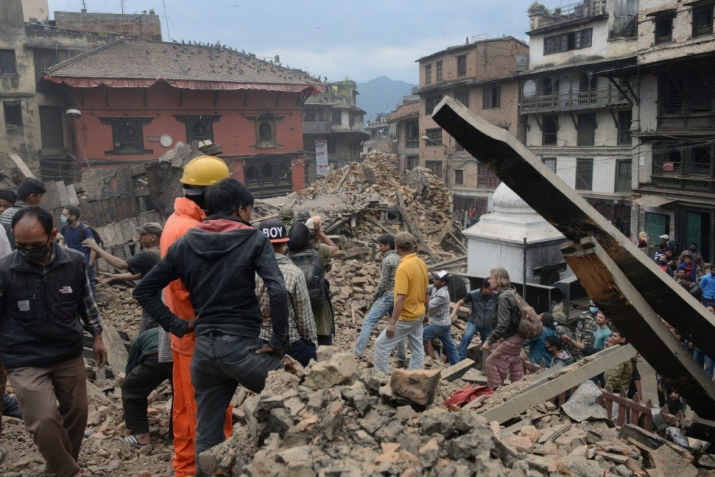 Nepal 2014 Earthquake
