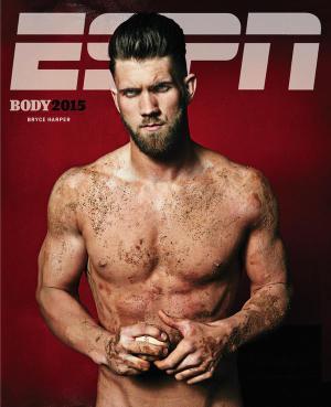 Bryce Harper ESPN Magazine