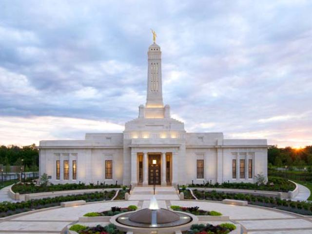 Indianapolis Temple 2