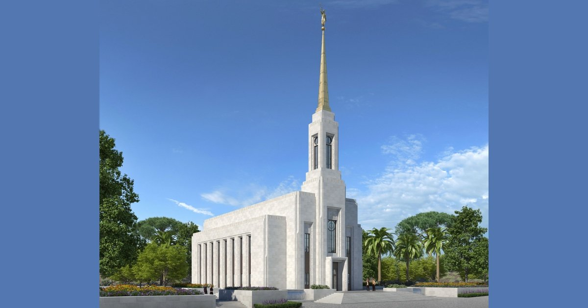 Open House and Dedication Dates Announced for Lisbon Portugal Temple