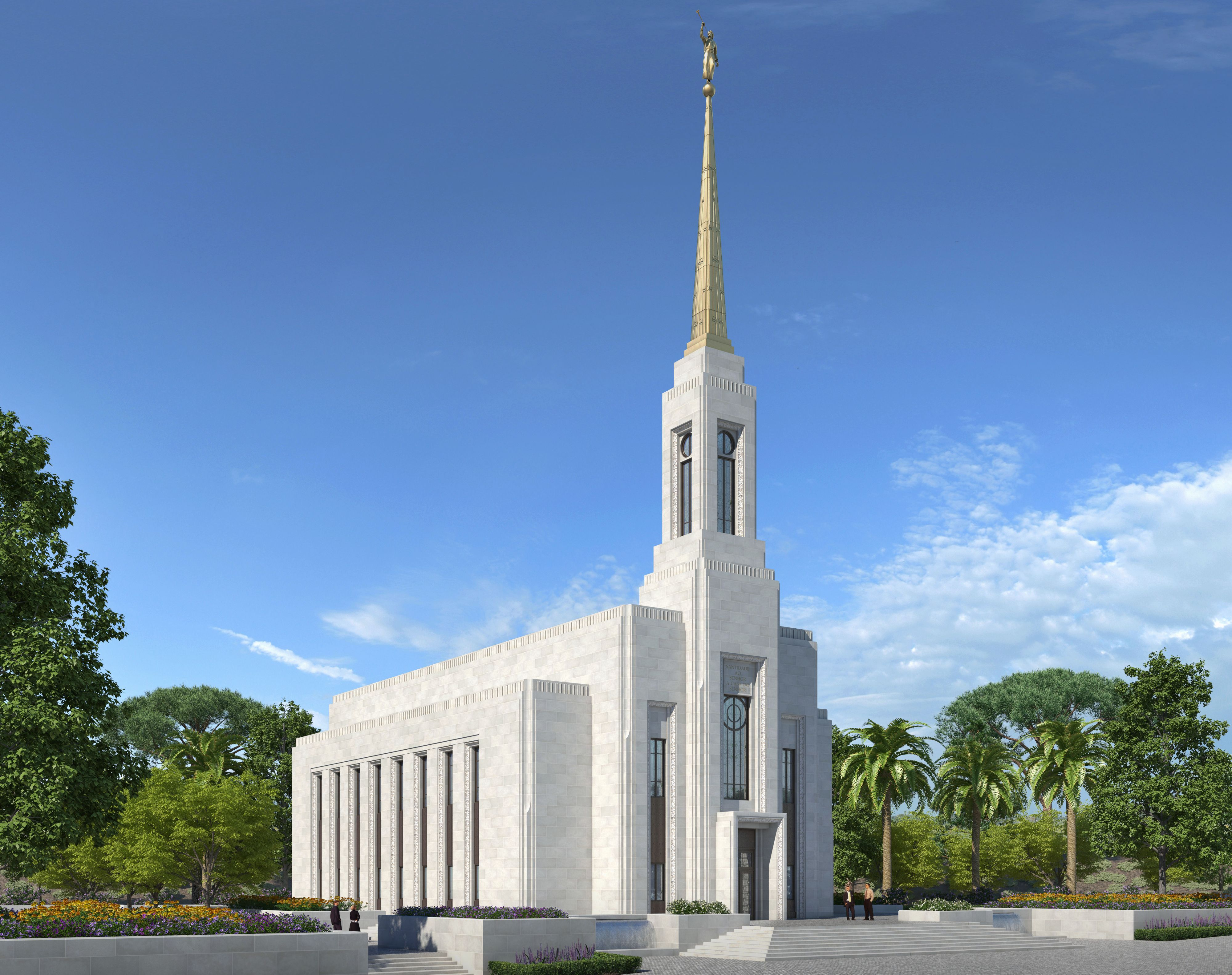Groundbreaking Announced for Lisbon Portugal Temple