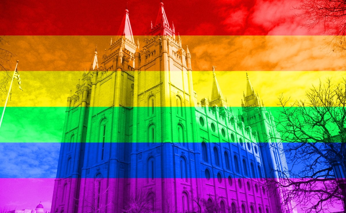 Mormon Church Restricts Non-Adult Children of Gay Couples from Receiving Blessing or Baptism