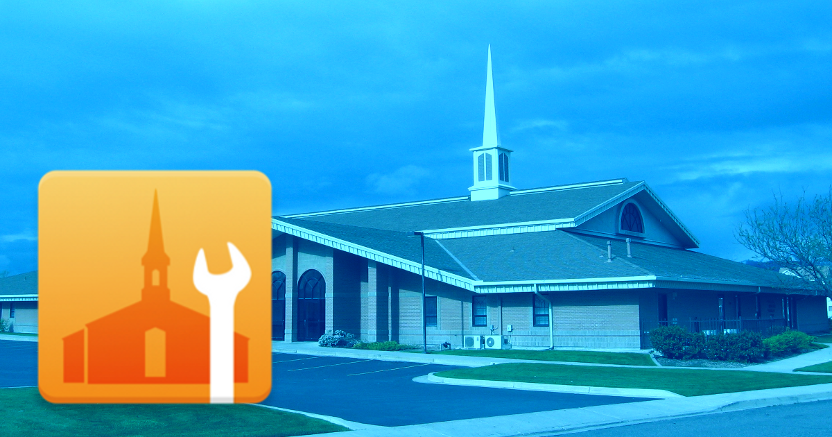 For the Complainer in All of Us – LDS Church Launches Facilities Issue Reporting App
