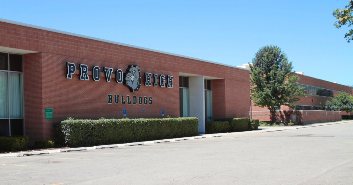 BYU to Buy Provo High School