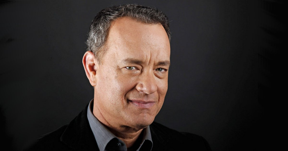 Listen to Tom Hanks Talk about Having FHE as A Kid