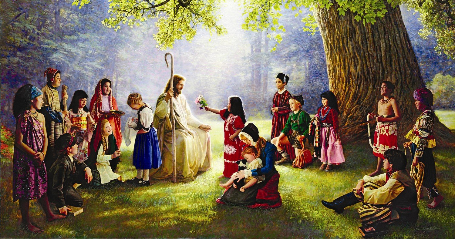 "Book of Mormon Lesson 16: ""Ye Shall Be Called the Children of Christ"""