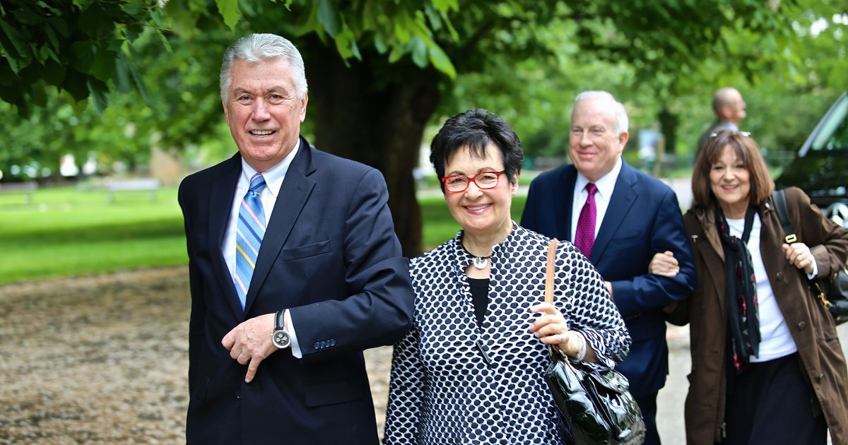 Elder Dieter F. Uchtdorf Receives New Assignments – Lots of Them