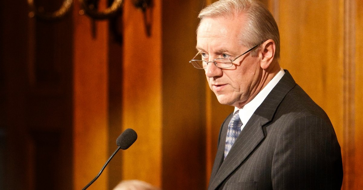 Retiring Mormon Church Public Affairs Director Michael Otterson Called as President of London England Temple