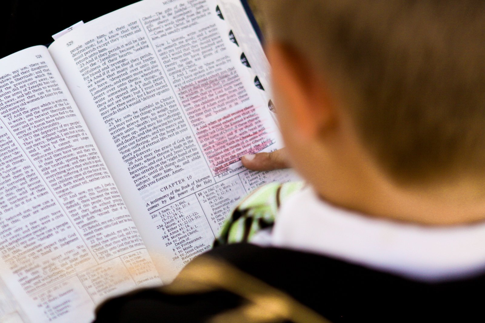 HWH Chapter 10: The Scriptures—The Most Profitable of All Study