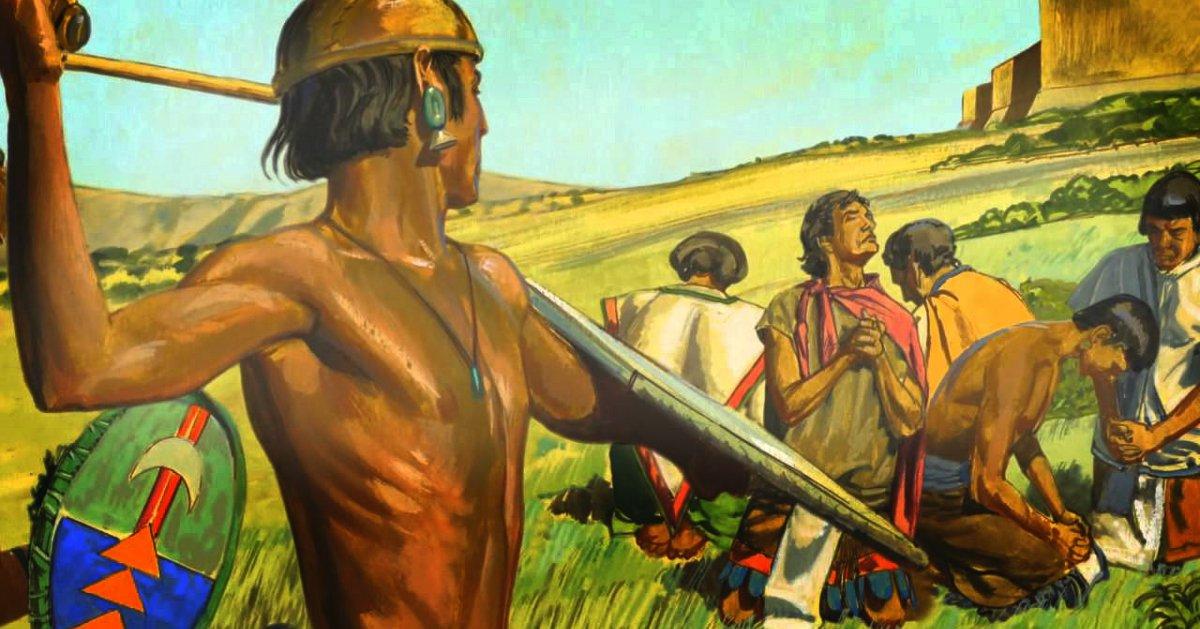 """Book of Mormon Lesson 26: """"Converted unto the Lord"""""""