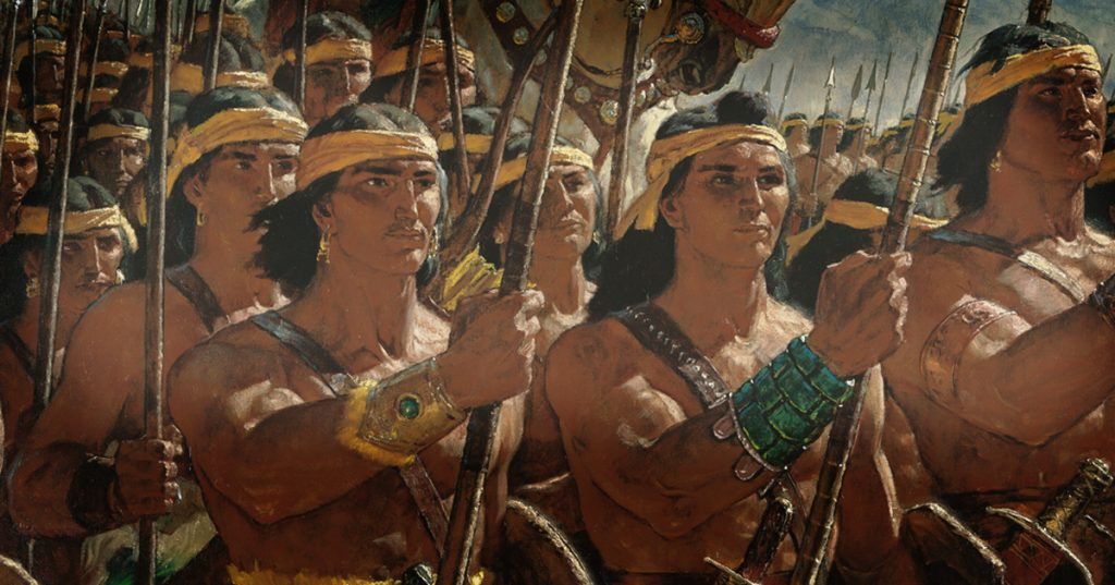 Armies of Helaman