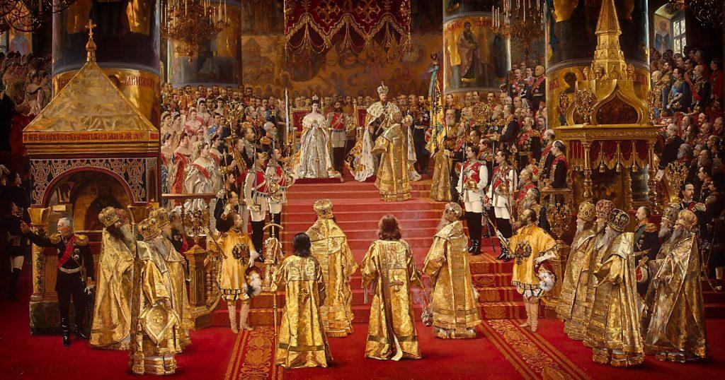 Russian Coronation