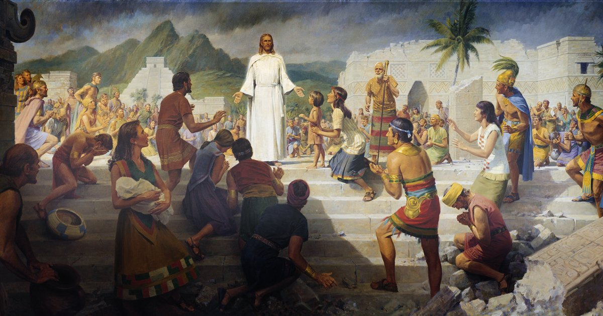 "Book of Mormon Lesson 37: ""Whosoever Will Come, Him Will I Receive"""