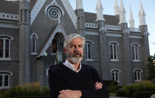 Stairway to Mormonism: A Review of Shaun Micallef's Latest Spiritual Journey