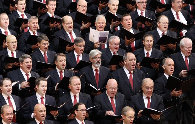 Shaun Micallef Tabernacle Choir