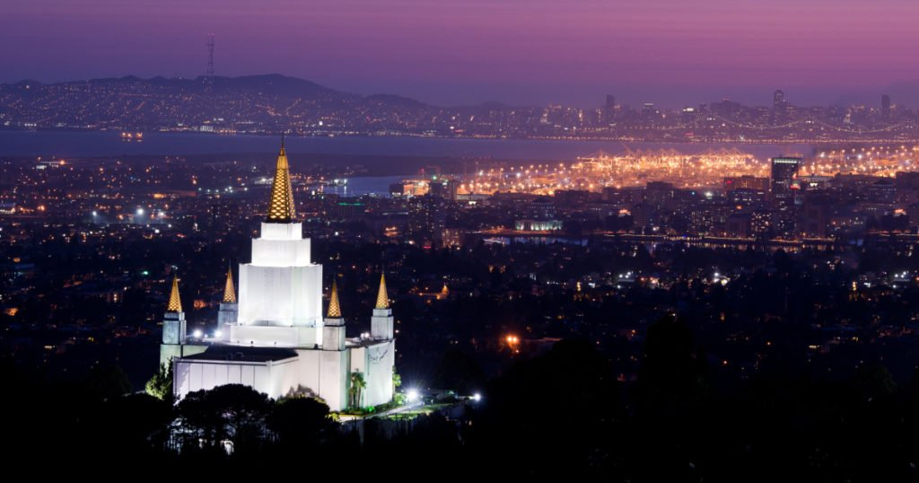 Oakland California Temple Renovation