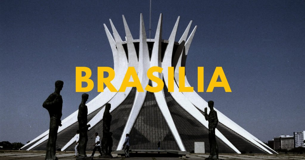 Brasilia Brazil Temple