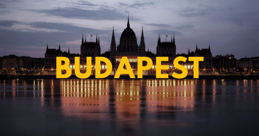 Budapest Hungary Temple