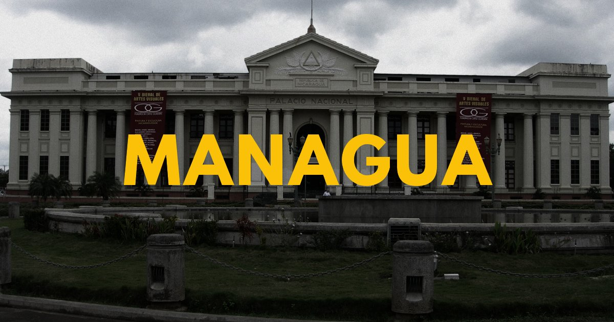 Managua Nicaragua Temple