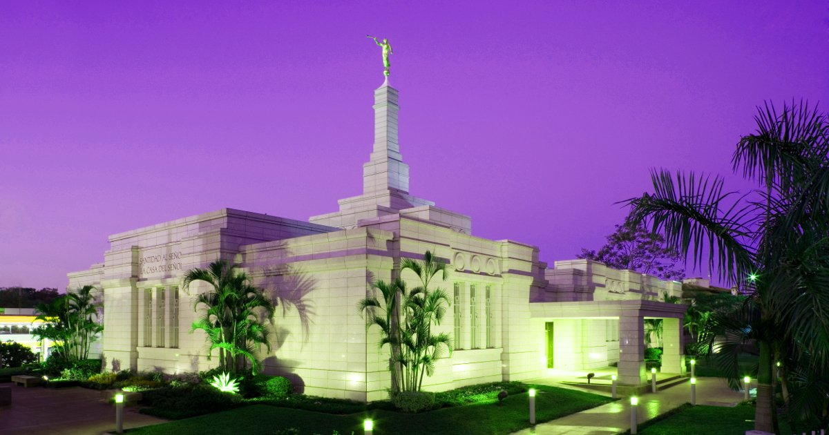 LDS Church to Close Four Temples for Renovation