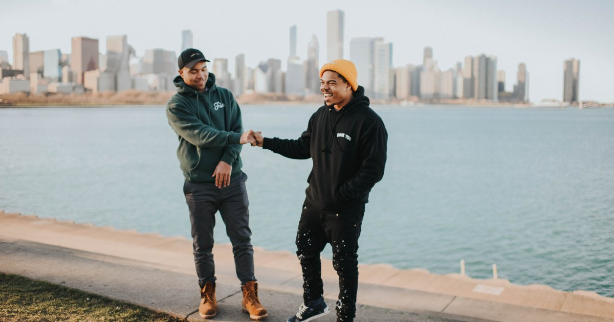 "James the Mormon Teams Up With Taylor Bennett for New Video, ""Holiday"""