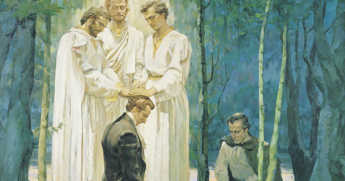 "Church History Lesson 25: Priesthood: ""The Power of Godliness"""