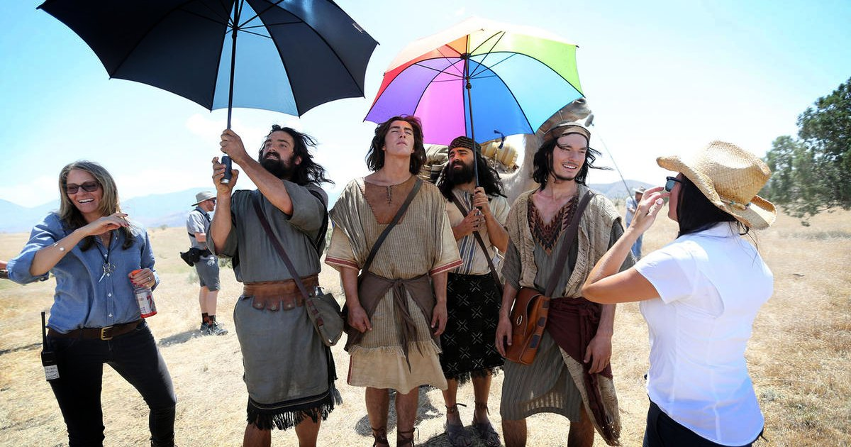 New Book of Mormon Videos to Be Location-Neutral